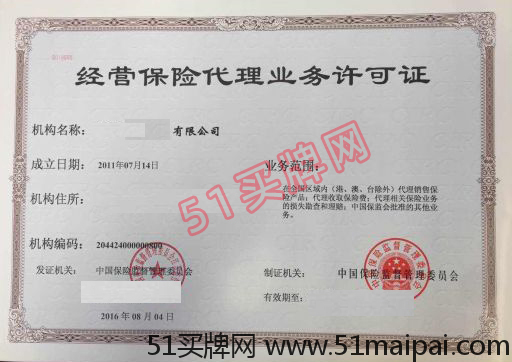 广州保险代理有限公司